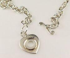 Kameleon Jewelry Tiffany Style Heart Necklace KNK4
