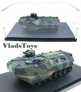AAV7A1 Amphibious Assault Vehicle 1/72 US Marines Three-Tone Camouflage RS12131A