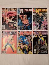 Nth Man The Ultimate Ninja Marvel Comics 1-6