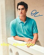 DARREN CRISS.. The Assassination of Gianni Versace - SIGNED