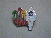 Pin AGF-Tour de France 1991