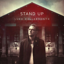 Luke Hellenbronth - Stand Up - CD - 2013 - Brand New