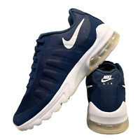 Nike Air Invigor Women's Boys Shoes Size Uk 5.5 Blue Running Trainers EUR 38.5