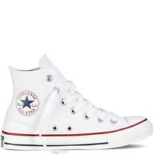 Converse Chuck Taylor All-Star White Unisex Hi-Tops