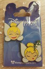 PIN Disneyland Paris SET EMOJI FEE CLOCHETTE / TINK OE