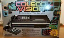 ColecoVision Console w/ Original Box, Manual, Donkey  Kong Game Bundle - Tested