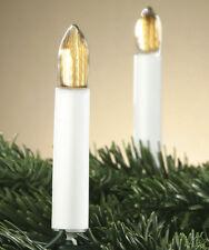 Hellum 813012 30-tlg. Riffel- Kerzenkette für innen