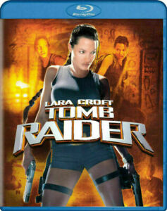Lara Croft: Tomb Raider (Blu-ray Disc, 2018) Brand New Sealed