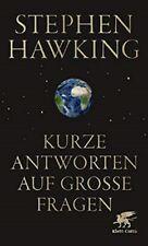 Kurze Antworten auf große Fragen - Stephen Hawking - Aktuelle Ausgabe gebunden