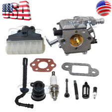Carburetor & Intake Hose Spark for Stihl MS210 MS230 MS250 021 023 025 Chainsaw