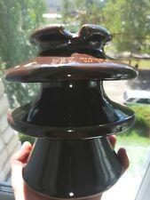 Rare Insulator Big Porcelain USSR Chocolate brand