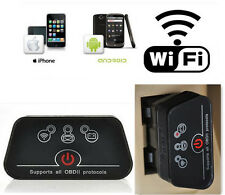 Konnwei OBDII Code Reader Vgate WiFi Car Diagnostics Tool for IOS Android Mo