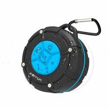 ASIYUN Shower Radios, Waterproof Speaker with Louder HD Sound, 4H Playti  (Blue)