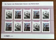 Canon van Nederland: Haven van Rotterdam