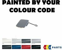 BMW NEW E39 REAR M SPORT BUMPER TOW HOOK EYE COVER PAINTED BY YOUR COLOUR CODE