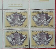 ITALIA 1973 - quartina MNH** -  Palazzo Farnese in Caprarola - Mi: IT 1416