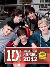 One Direction: The Official Annual 2012 (Annuals 2012), VARIOUS, Used; Very Good