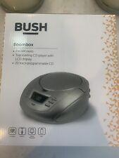 Bush Boombox Fm/am Radio Cd Player