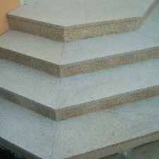 Treppe Stufe (Aussen) Granit gelb geflammt 125/33/3+2cm