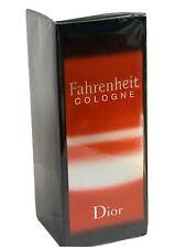 Fahrenheit  Dior Cologne for Men 2.5 oz New original