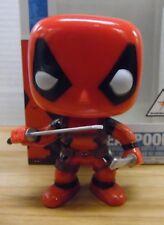 Deadpool With 2 Swords 7R 3/20 Custom Funko Figure 011018CFP