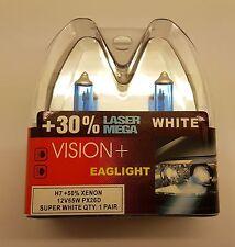 H7 55w Xenon Look halógena +50% Xenon 30% Mega Láser