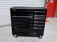 Proto Blackhawk Roller Cabinet Tool Box 14 Drawer 41 X 41 X 18 94114r Damaged