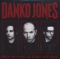 Danko Jones - Rock And Roll Is Black And Blue (Lim.Edition) CD (2012) neu & ovp