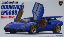 FUJIMI 08282 Lamborghini Countach LP500S Walter Wolf in 1:24