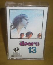 The Doors 13 Foot Print Records Cassette