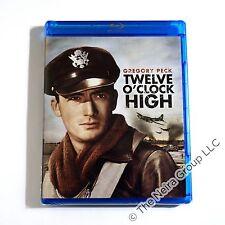Twelve O'Clock High Blu ray New Gregory Peck, Hugh Marlowe, Gary Merrill