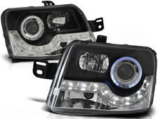 LED PHARES LPFI14 FIAT PANDA 2003 2004 2005 2006 2007 2008 2009 2010- NOIR