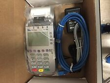 *Guaranteed Unlocked!* Verifone Vx520 Emv Ctls Contactless Terminal Set