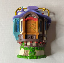 DIsney Animators Collection Littles Rapunzel Playset House Cartoon Tangled