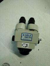 Meiji Emz Tr Trinocular Microscope Head Piece