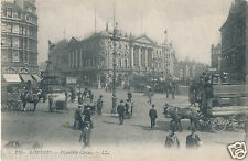 Postcard  London Piccadilly circus 110 used   LL   (4)