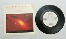45 RPM, Hiroshima, One Wish, Epic 34-05875, PS, PROMO, VG++