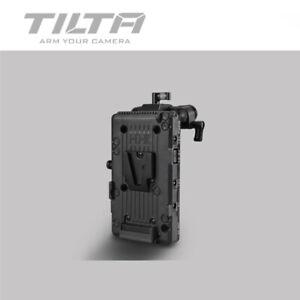 Tilta V-LOCK V Mount Battery Plate Power supply 15mm for C200 SONY FS5 EVA1 BMD