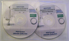 129,877 BROTHER BABYLOCK PES Embroidery Designs Patterns + FROZEN Designs