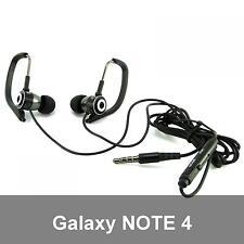 Auriculares Deporte Gimnasio Estéreo para SAMSUNG Galaxy NOTE 4