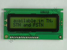 10pcs 1602 16x2 HD44780 Character LCD Display Module LCM Yellow Green (84x44mm)