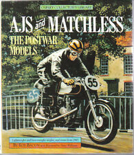 AJS and Matchless Post War Models Light & Heavyweight Singles & Twins from 1945