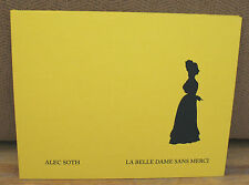 Like NEW SIGNED Alec Soth La Belle Dame Sans Merci Italian Edition Limited 175
