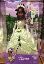 Disney Parks Tiana The Princess and the Frog 11.5 inch  Doll NEW 2013 Release