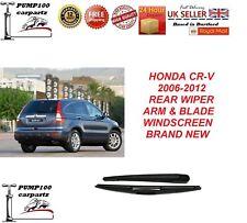 HONDA CR-V 2006-2012 REAR WIPER ARM & BLADE WINDSCREEN BRAND NEW