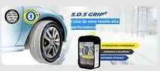 Catene Neve Calze Fibre tessili MICHELIN SOS Grip 2 - Audi A1 VW POLO