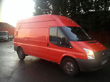 Ford Transit, lwb, high roof, No VAT, Finance Available