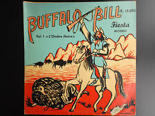 RARE disque 33 T Buffalo Bill  Fiesta Records