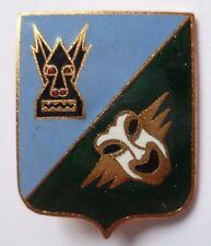 Insigne Indochine GC 3/6 ROUSSILLON Augis numéroté GROUPE DE CHASSE ARMEE AIR