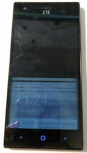 [BROKEN] ZTE Max XL 16GB Black N9560 (Sprint) Cracked Broken Digitizer